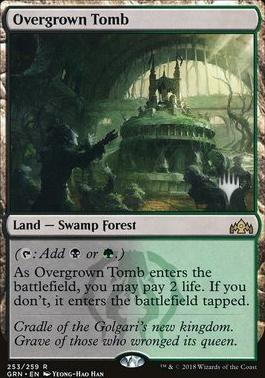 Promo Pack: Overgrown Tomb (Promo Pack)