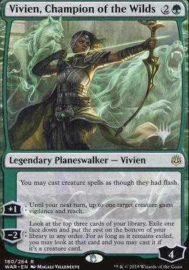 Promo Pack: Vivien, Champion of the Wilds (Promo Pack)