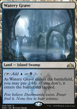 Promo Pack: Watery Grave (Promo Pack)