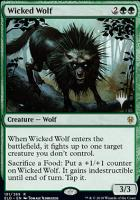 Promo Pack: Wicked Wolf (Promo Pack)
