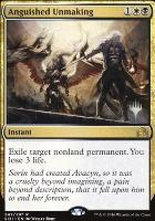 Promo Pack Foil: Anguished Unmaking (Promo Pack)