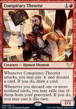 Dream Fracture Foil Conspiracy Magic the Gathering