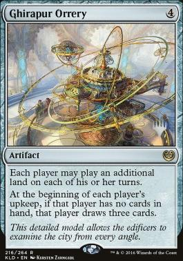 Promo Pack: Ghirapur Orrery (Promo Pack)