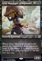 Promo Pack Foil: Gray Merchant of Asphodel (Promo Pack)