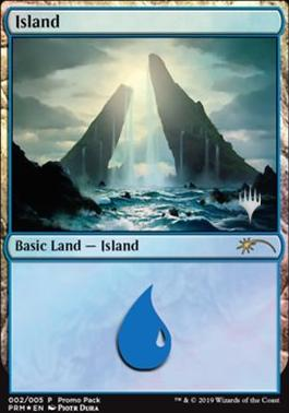 Promo Pack: Island (Promo Pack)