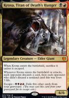 Promo Pack: Kroxa, Titan of Death's Hunger (Promo Pack)