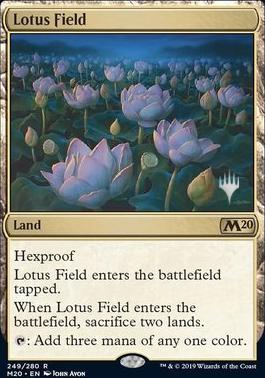Promo Pack: Lotus Field (Promo Pack)