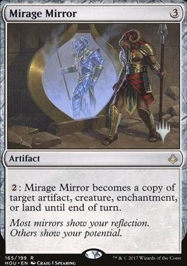 Promo Pack: Mirage Mirror (Promo Pack)