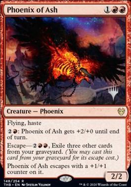 Promo Pack: Phoenix of Ash (Promo Pack)