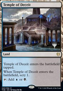 Promo Pack: Temple of Deceit (Promo Pack)