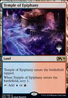 Promo Pack: Temple of Epiphany (Promo Pack - M20)