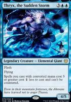 Promo Pack: Thryx, the Sudden Storm (Promo Pack)