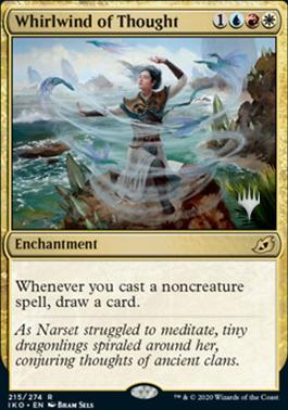Promo Pack: Whirlwind of Thought (Promo Pack)