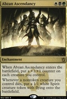 Promotional: Abzan Ascendancy (Prerelease Foil)