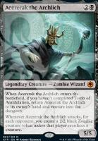 Promotional: Acererak the Archlich (Ampersand Foil)