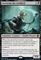 Promotional: Acererak the Archlich (Prerelease Foil)