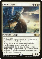 Promotional: Aegis Angel (Welcome 2016)