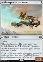 Promotional: Aethersphere Harvester (Prerelease Foil)
