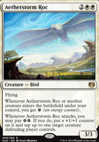 Promotional: Aetherstorm Roc (Prerelease Foil)
