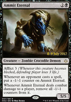 Promotional: Ammit Eternal (Prerelease Foil)