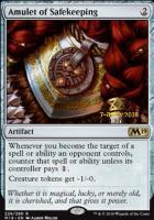 Promotional: Amulet of Safekeeping (Prerelease Foil)
