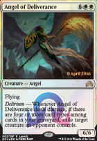 Promotional: Angel of Deliverance (Launch Foil)