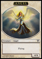 Promotional: Angel Token - Demon Token (Helvault Promo)