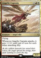 Promotional: Angelic Captain (Prerelease Foil)