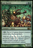 Promotional: Ant Queen (Release Foil)