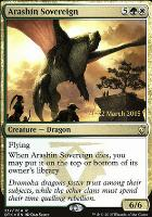 Promotional: Arashin Sovereign (Prerelease Foil)