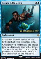 Promotional: Arcane Adaptation (Prerelease Foil)
