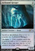 Promotional: Arcbound Ravager (MC Qualifier Foil)