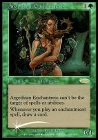 Promotional: Argothian Enchantress (Judge Foil)