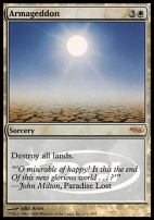 Promotional: Armageddon (Judge Foil)