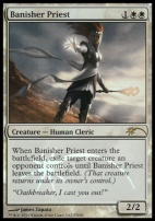 Promotional: Banisher Priest (FNM Foil)