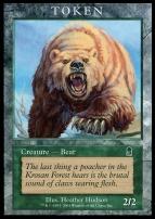 Promotional: Bear Token (Odyssey)