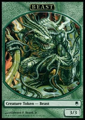 Promotional: Beast Token (Darksteel)