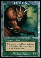 Promotional: Beast Token (Odyssey)