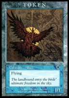 Promotional: Bird Token (Invasion)