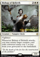 Promotional: Bishop of Rebirth (Prerelease Foil)