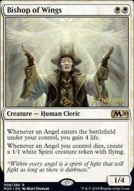Promotional: Bishop of Wings (Prerelease Foil)