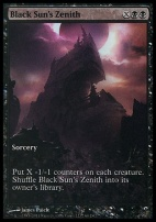 Promotional: Black Sun's Zenith (Extended Art Foil)