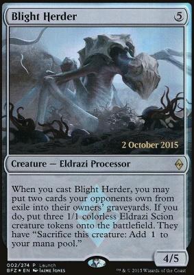Promotional: Blight Herder (Launch Foil)