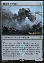 Promotional: Blight Herder (Launch Foil)