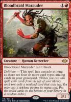 Promotional: Bloodbraid Marauder (Prerelease Foil)