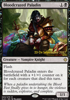 Promotional: Bloodcrazed Paladin (Prerelease Foil)