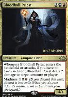 Promotional: Bloodhall Priest (Prerelease Foil)