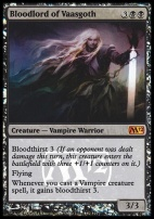 Promotional: Bloodlord of Vaasgoth (Prerelease Foil)