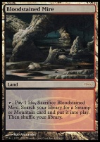Promotional: Bloodstained Mire (Judge Foil)