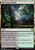 Promotional: Blooming Marsh (Prerelease Foil)